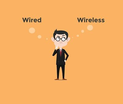 More Effective for Business: Wireless vs Wired