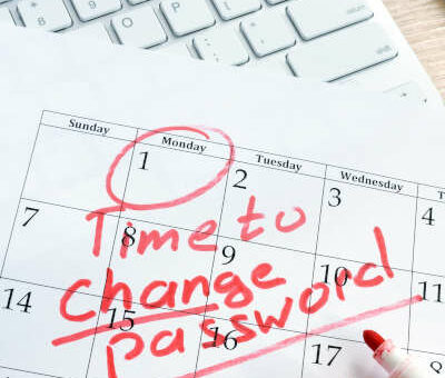 Be Sure to Update Your Microsoft Passwords